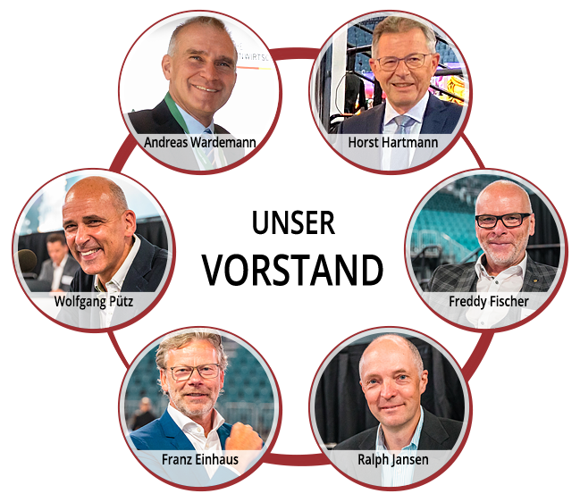 Deutscher Automaten-Verband Vorstand